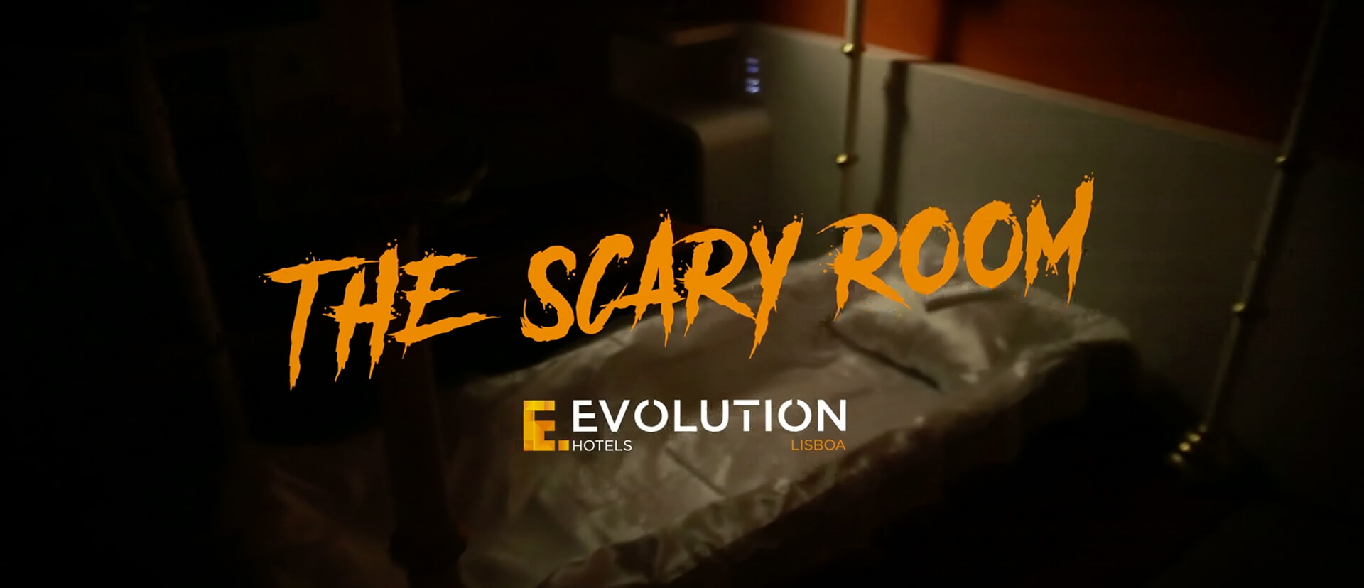 EVOLUTION SCARY ROOM